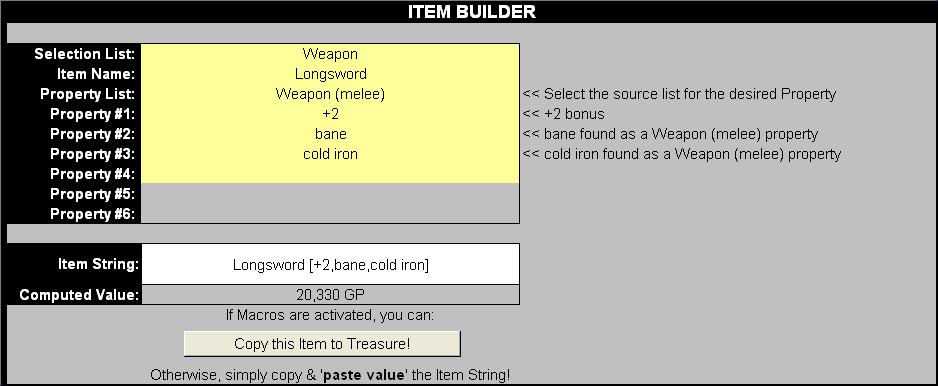 Preview. The Item Builder Worksheet Helps. Worksheet. Silver Builder Worksheet At Clickcart.co